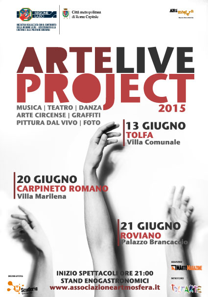 artelive project 2015